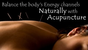 Balance your health with Acupuncture