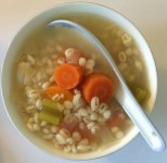 Barley Vegetable and mixed bean Soup